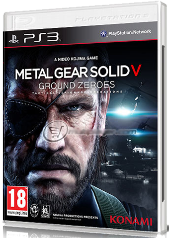 [PS3] Metal Gear Solid V: Ground Zeroes (2014) - SUB ITA