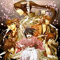 Hakuoki: Demon of the Fleeting Blossom (TV)