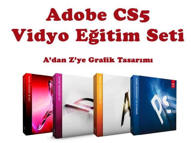 Adobe CS5 Video Eğitim Seti Türkçe - Tek Link indir