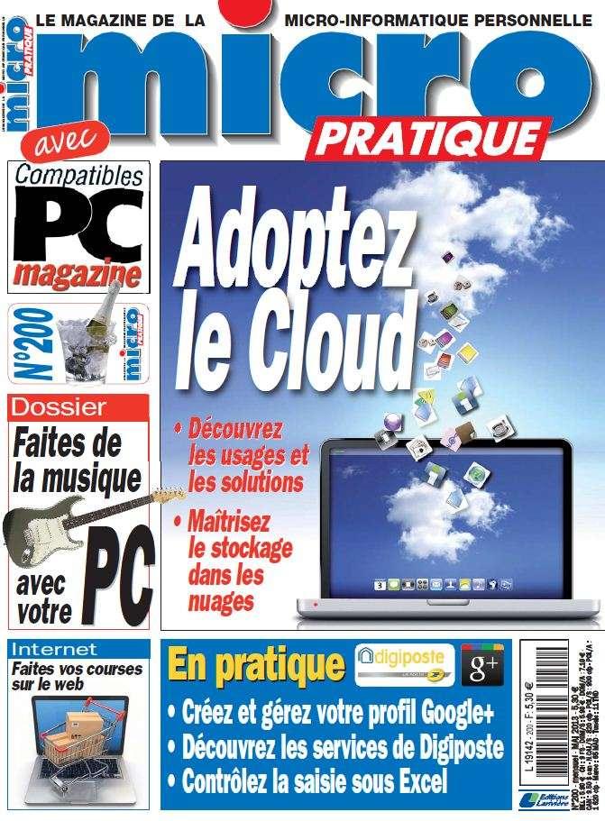 Micro Pratique N°200 Mai 2013