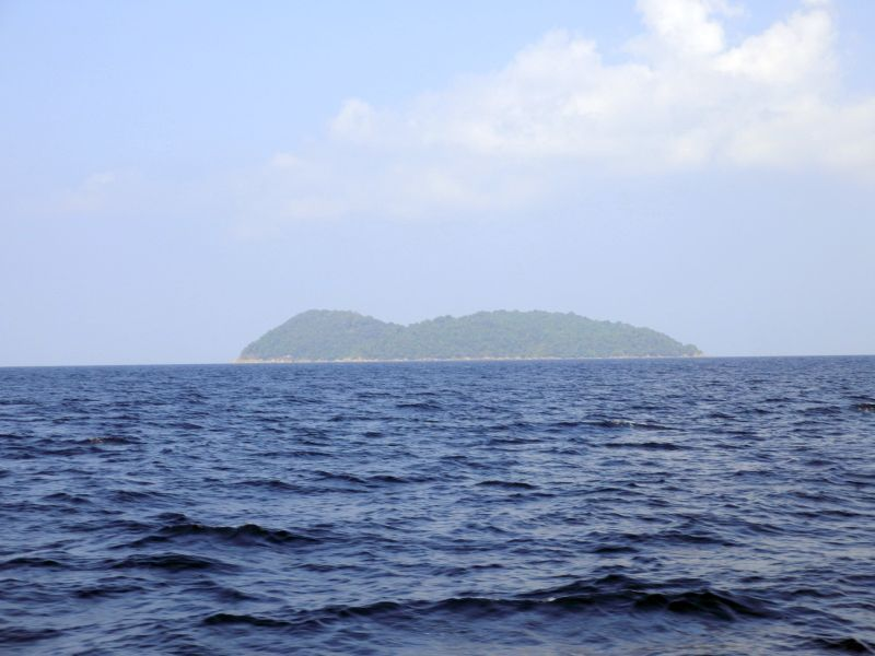 North Surin Island