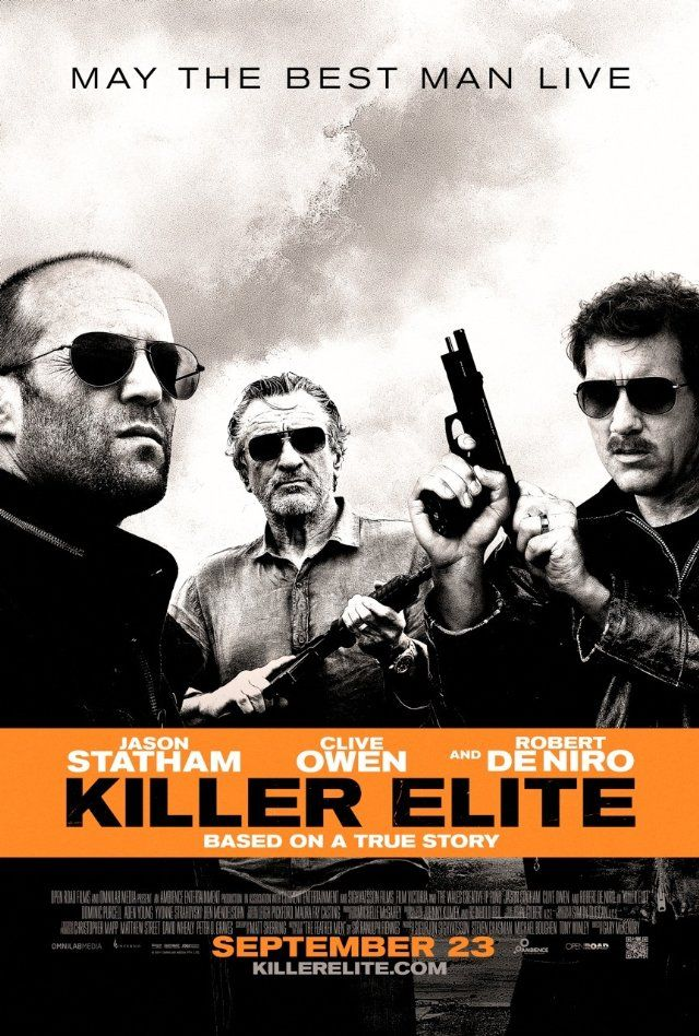 Killer Elite - 2011 BDRip XviD - Türkçe Dublaj Tek Link indir