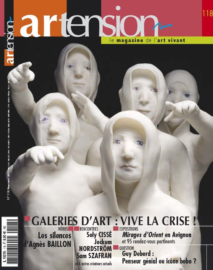 Artension N°118 Mars Avril 2013