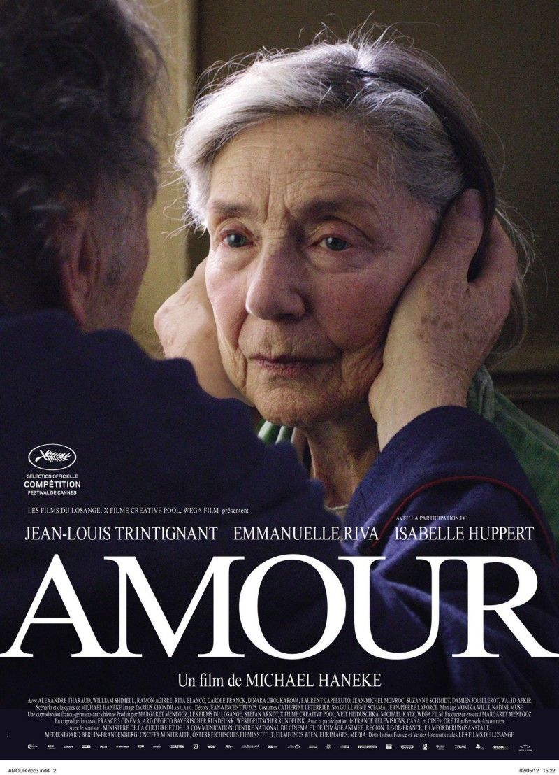 amour2012movieposter Michael Haneke   Amour (2012)