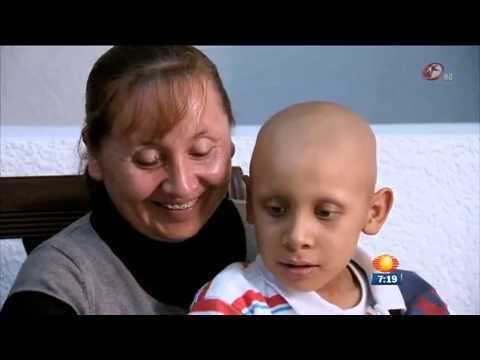 7000 mil casos de cáncer infantil en México