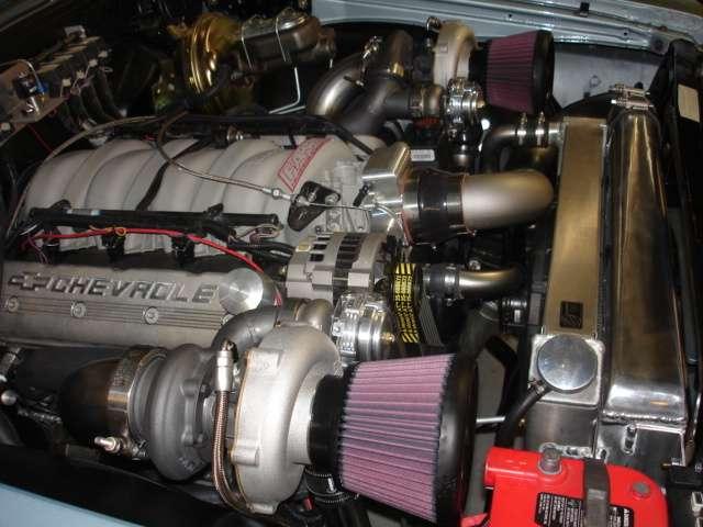 Speed Inc. Twin Turbo 1965 Chevelle Malibu - LS1TECH ...
