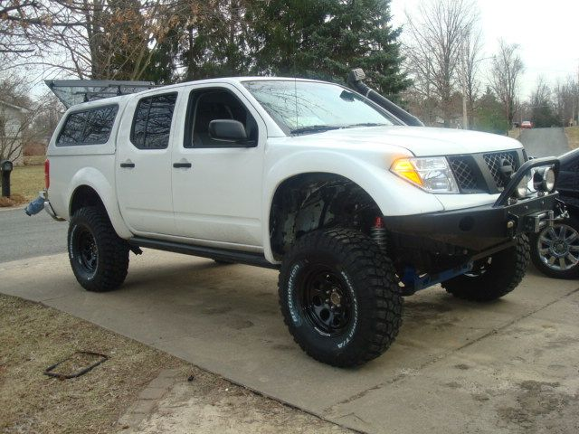 2008 nissan frontier built pirate4x4 com 4x4 and off road forum. Black Bedroom Furniture Sets. Home Design Ideas